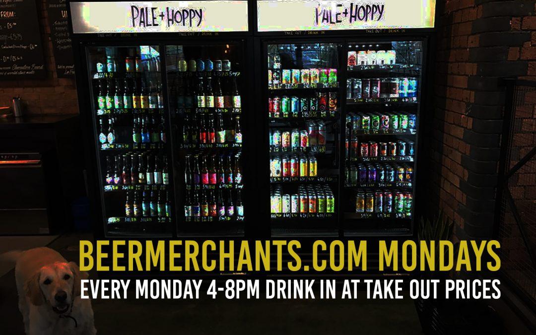 BEERMERCHANTS.COM MONDAYS 14/05/18