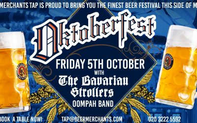 OKTOBERFEST BIER HALL & OOMPAH PARTY!