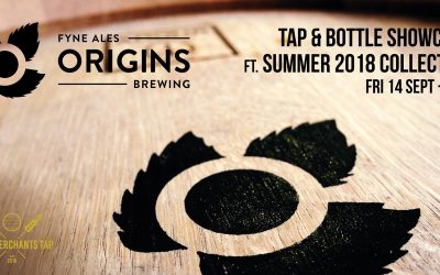 FYNE ALES ORIGINS BREWING SHOWCASE 14/09