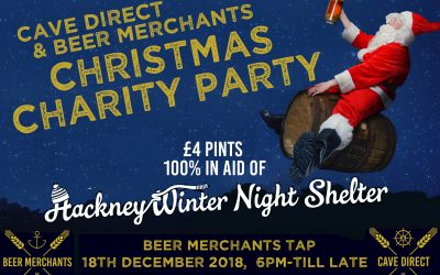 BEER MERCHANTS CHARITY CHRISTMAS PARTY